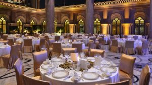 Emirates Palace Abu Dhabi Dubai wedding planner